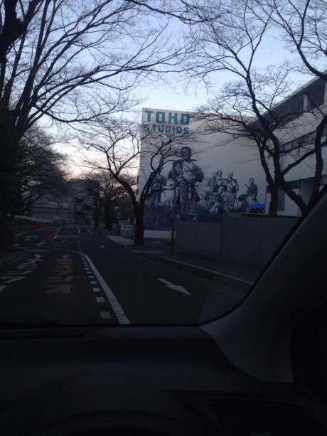 東宝スタジオ