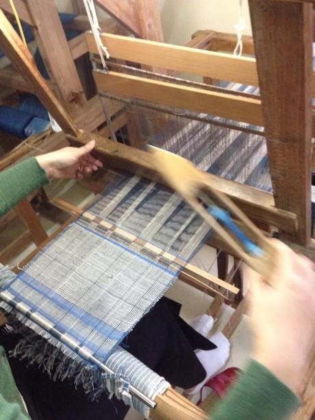 宮古島織物体験