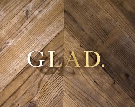 glad.