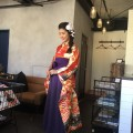 豪華な袴スタイル