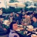 夏の会2017伊勢丹ビアガーデン