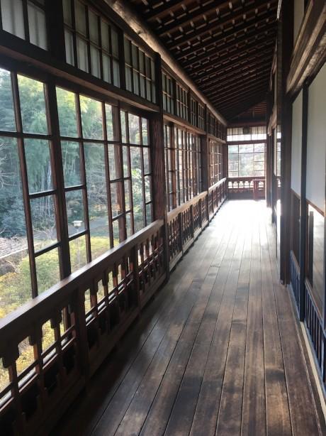 日本の家屋の撮影ロケハン