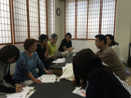 山本工藝研究会第一回