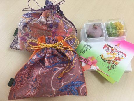 プラナカン文化小袋